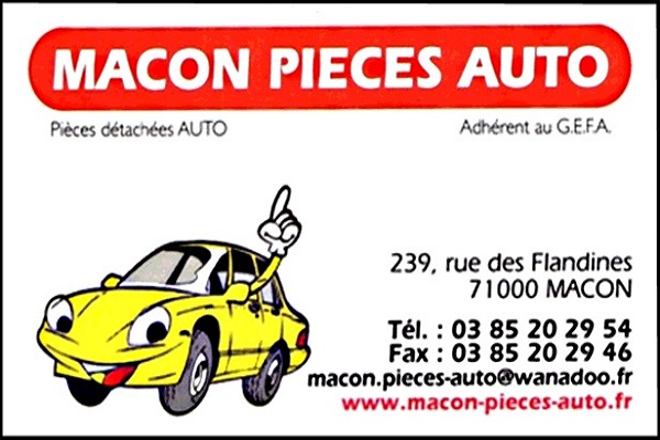 Partenaires si l 39 on chantait for Pieces auto garage partenaire