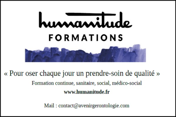 Humanitude Fromations